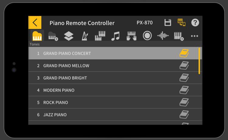Ứng dụng Chordana Play Piano