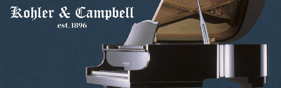 Đàn piano Kohler Campbell