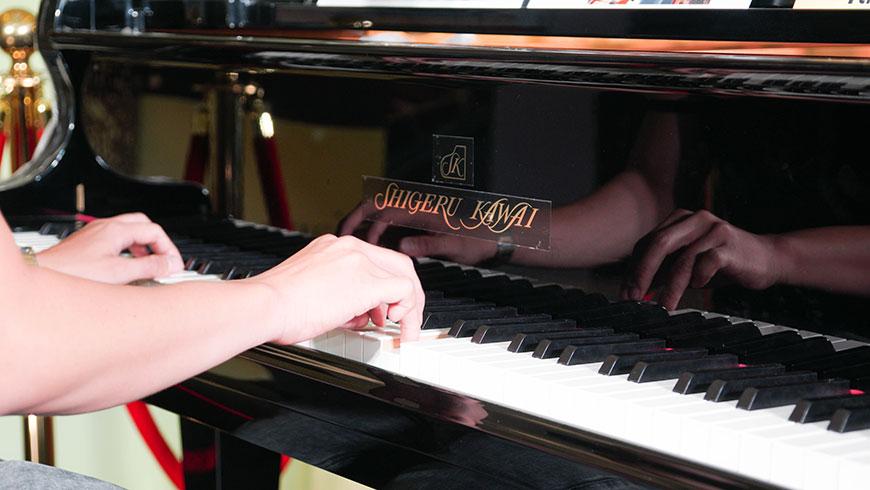 Cửa hàng cho thuê đàn piano cơ, đàn piano điện ở Tphcm