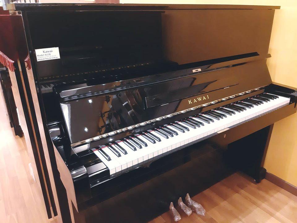 Đàn piano Kawai KU2B