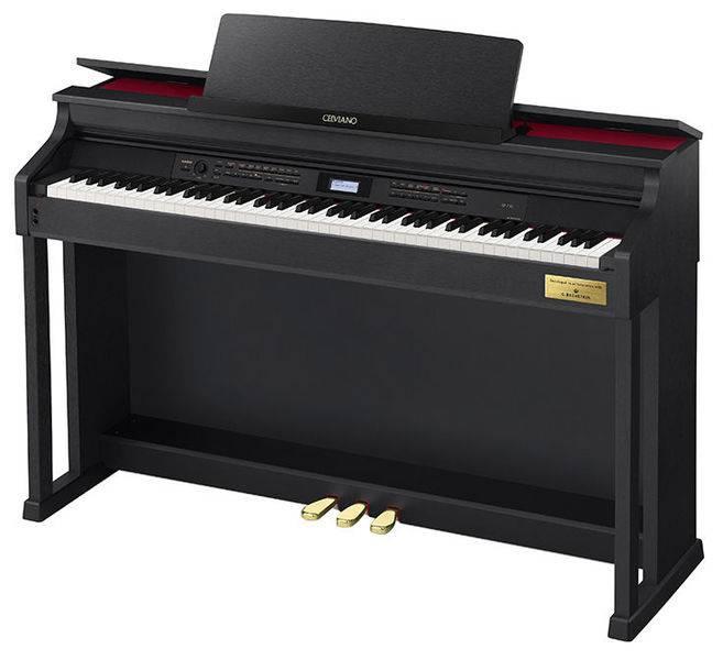 Đàn piano điện Casio AP-710