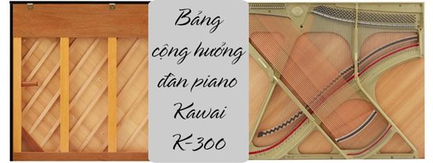 bang cong huong dan piano kawai k300