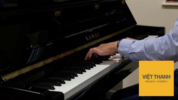 bieu dien tren dan piano kawai k300