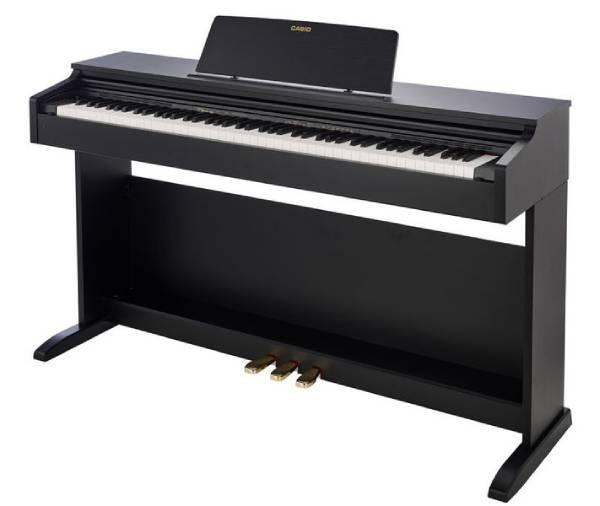 piano điện casio ap 270 màu đen