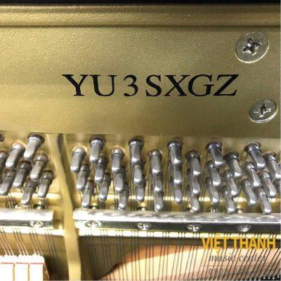 pin piano Yamaha YU3SXGZ