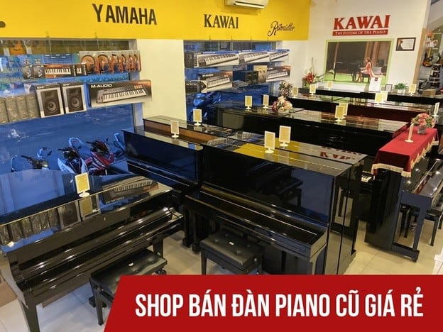 shop ban dan piano cu gia re