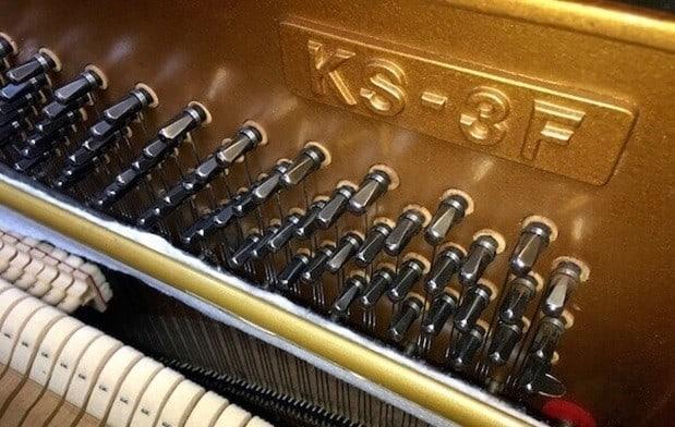 bo may dan piano kawai ks3f