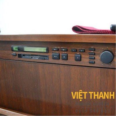 may tu choi tren piano Yamaha HQ100BWn