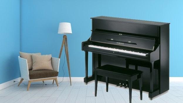 piano cu yamaha u1g