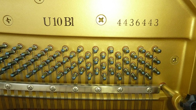 chot pin piano yamaha u10bl