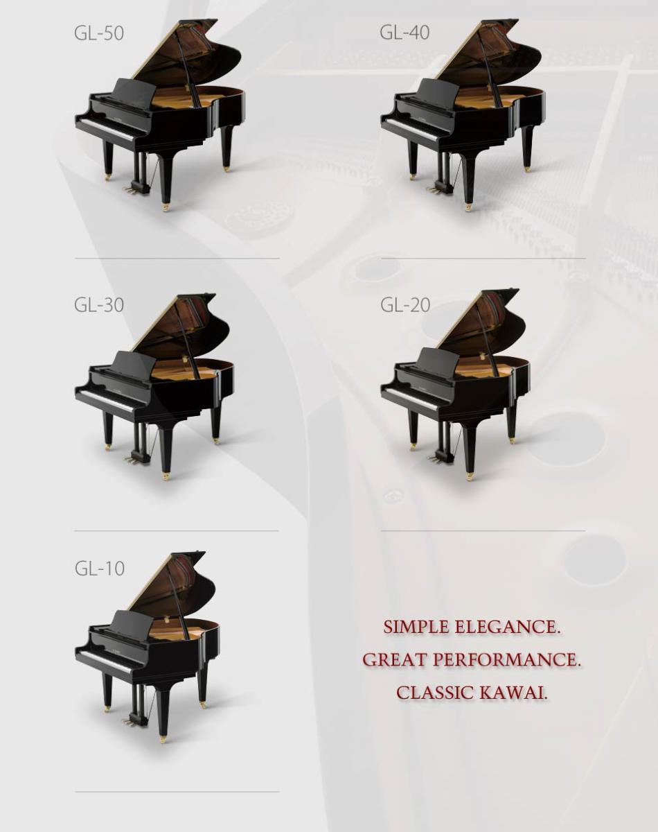 kawai gl series