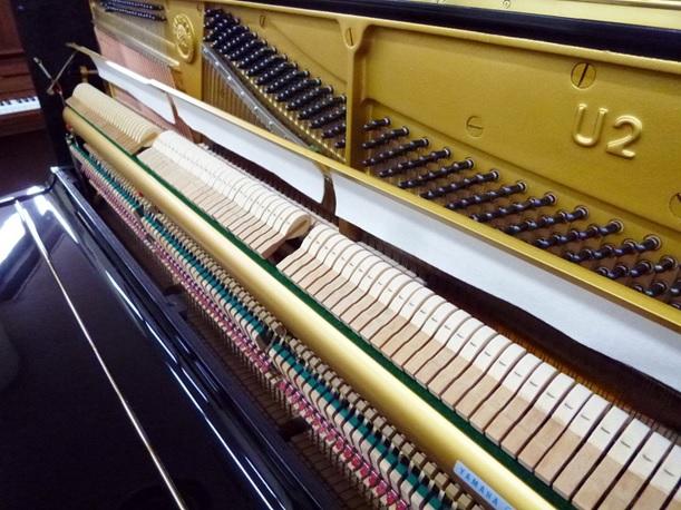 khung kim loai piano yamaha u2a