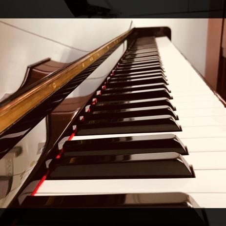 phim dan piano yamaha u1d