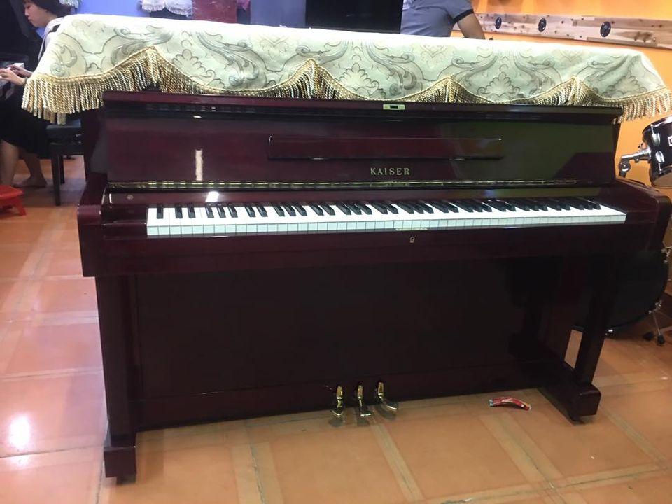 dan piano Kaiser