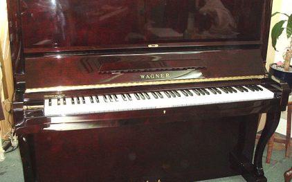 Cửa hàng bán đàn piano Wagner giá tốt nhất thị trường