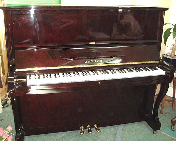 dan piano co cu wagner