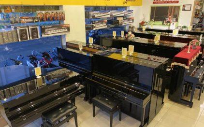 Thương hiệu đàn piano cũ nên mua