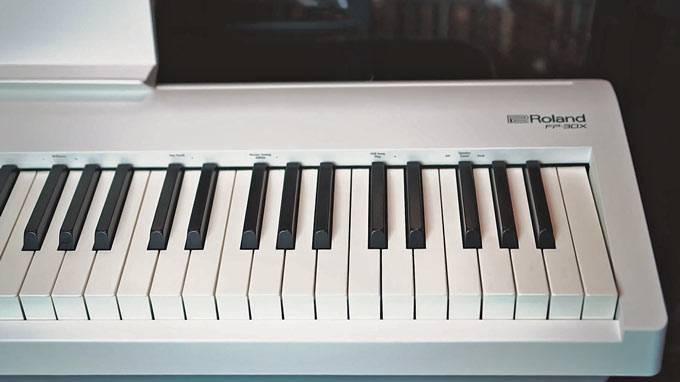 ban phim dan piano roland fp-30x