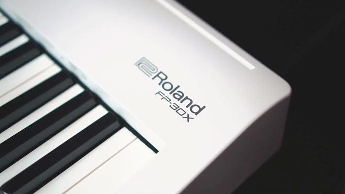 Logo Roland FP-30X