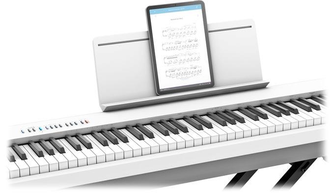 Ứng dụng Piano EveryDay cho đàn piano Roland FP-30X