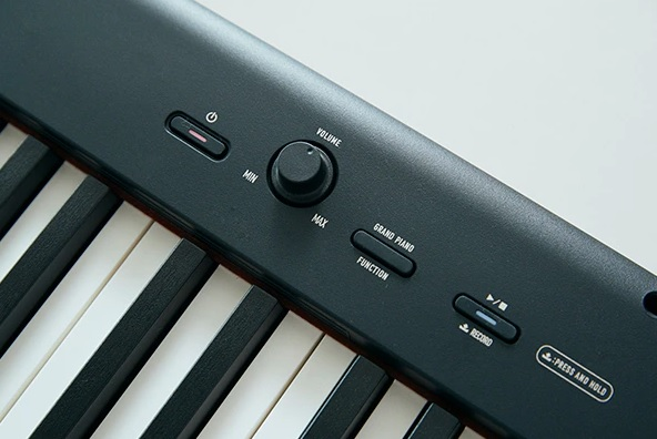 chỗ điều chỉnh âm sắc của piano casio cdp s160