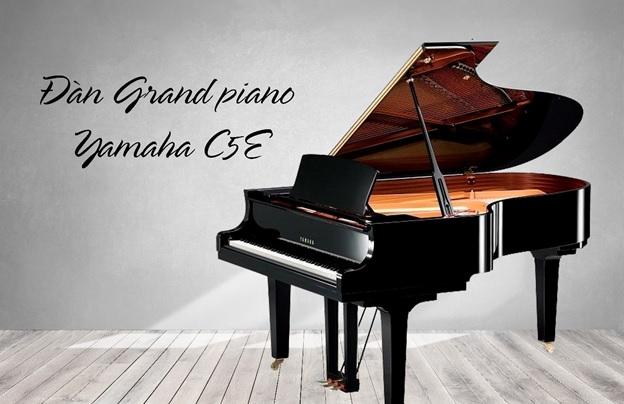 dan grand piano yamaha c5e