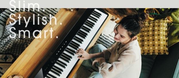 dan piano dien casio px-s3100 nho gon