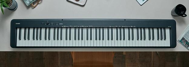 đàn piano điện tử casio cdp s160