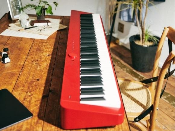do mong cua dan piano dien casio px-s1100