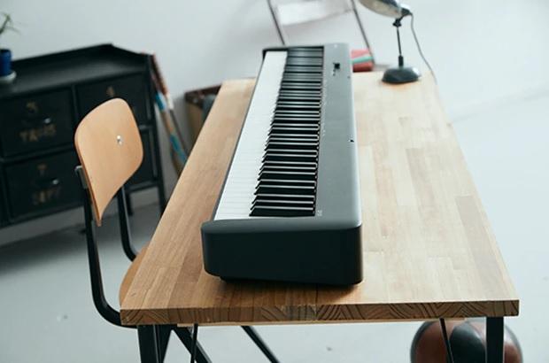 kểu dáng đàn piano điện casio cdp-s110