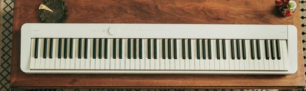 thiet ke an tuong cua dan piano dien casio px-s1100