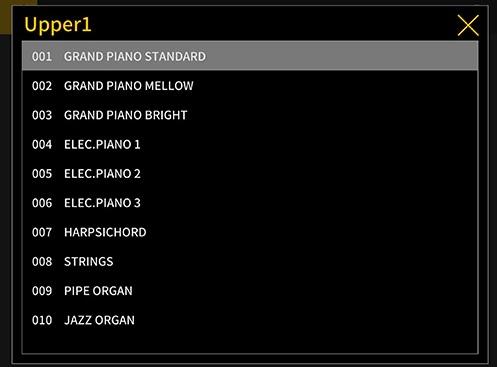 trình điều khiển từ xa đàn piano casio cdp-s110